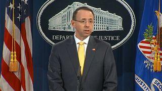 """""""Informationskriegsführung"""": US-Justiz klagt 13 Russen an"""