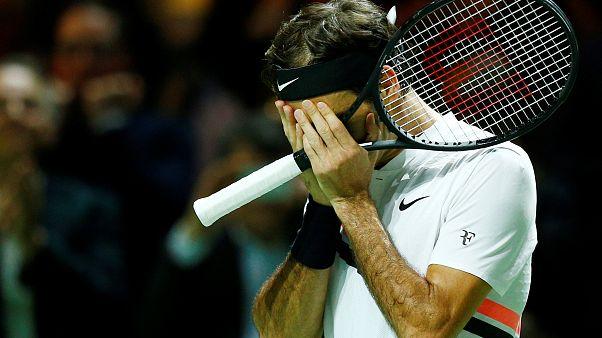 Federer torna-se o nº 1 mais velho da história do ténis