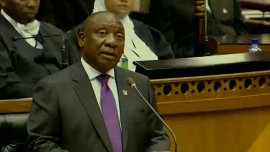 Harcot ígér a korrupció ellen az új dél-afrikai elnök