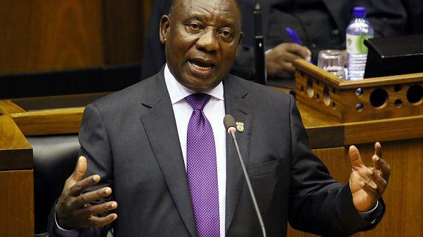 Afrique du Sud : Ramaphosa donne le cap