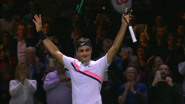 Roger Federer'den yeni rekor