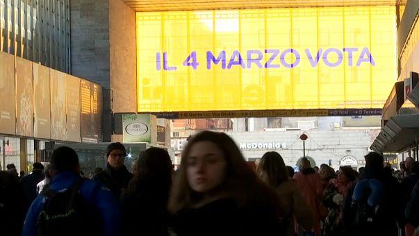 İtalya'da seçim gerilimi