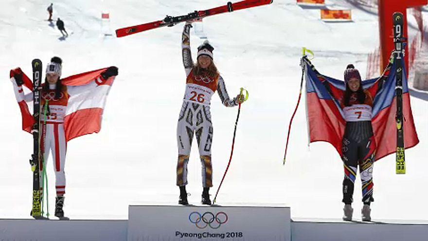 Meglepetések a téli olimpián