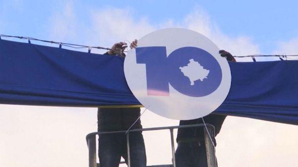 Dieci anni fa l'indipendenza del Kosovo