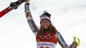 Олимпийские медалисты: день 9-й