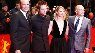 Berlinale'de 'Damsel' filmi gösterildi