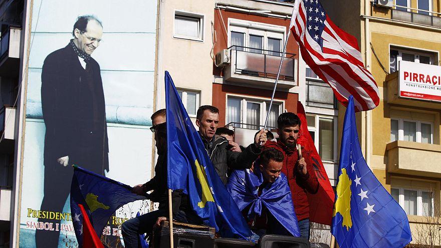 Kosova'da bağımsızlık yıl dönümü