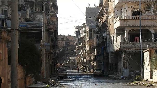 Programa Alimentar Mundial reforça apoio na Síria