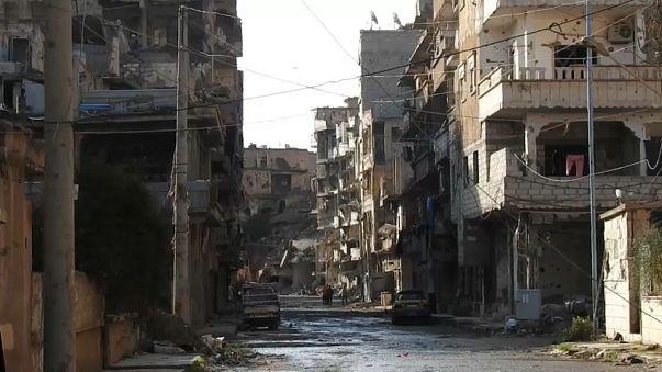 La ONU accede por tierra a Deir Ezzor