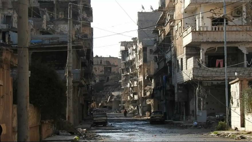 BM'den yıllar sonra Deyr ez Zor'a ilk ziyaret