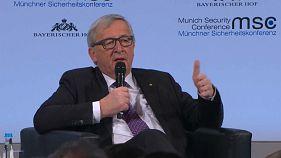 We are not seeking a 'Brexit revenge', Jean-Claude Juncker says