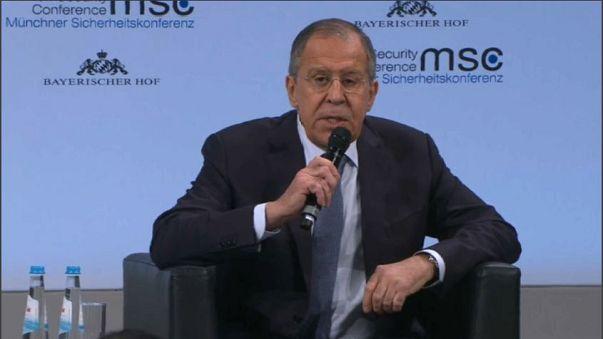 """Lavrov: """"Accuse Usa a Mosca sono solo chiacchiere"""""""