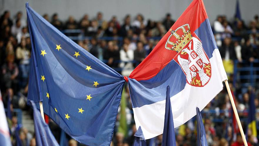 EU is pushing Serbia towards Ukraine-style crisis, warns Lavrov