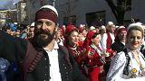 """Zehn Jahre Kosovo: """"An diesem Tag fühle ich mich sehr froh,  ja"""""""