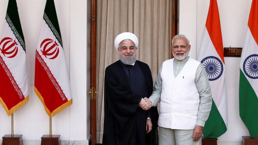 İran Cumhurbaşkanı: Trump'ın hayatı pazarlık yaparak geçmiş