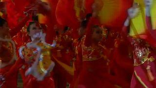 A Festa do Ano Novo Chinês
