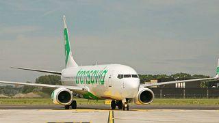 هبوط اضطراري لطائرة متجهة من دبي لأمستردام بسبب إطلاق مسافرٍ الريح