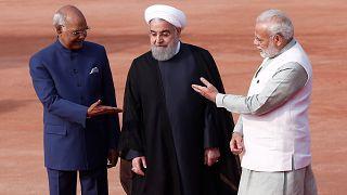 Iran und Indien wollen stärker kooperieren