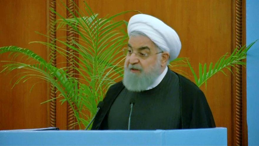 Presidente do Irão garante que vai cumprir as condições do acordo nuclear