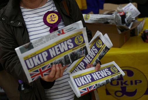 UKIP in turmoil again after sacking leader Henry Bolton