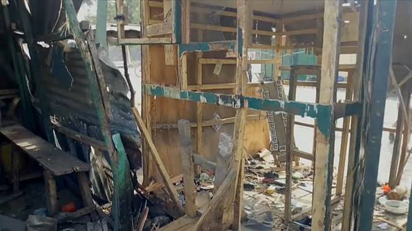 Viele Tote bei Dreifach-Anschlag in Nigeria