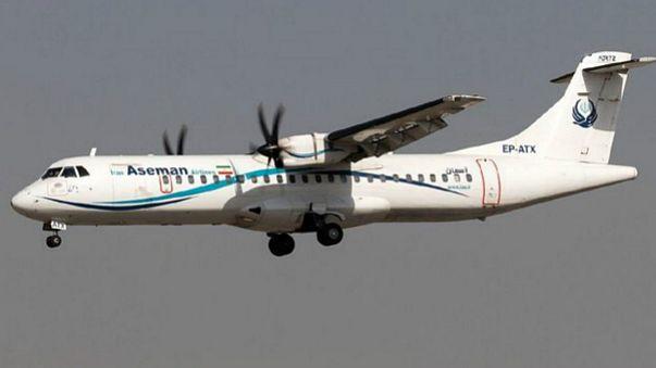 هواپیمای مسافربری تهران-یاسوج به کوه دنا برخورد کرد؛ تمام سرنشینان جان باختند