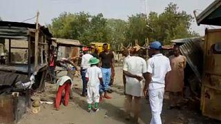Πολύνεκρη βομβιστική επίθεση αυτοκτονίας στη Νιγηρία