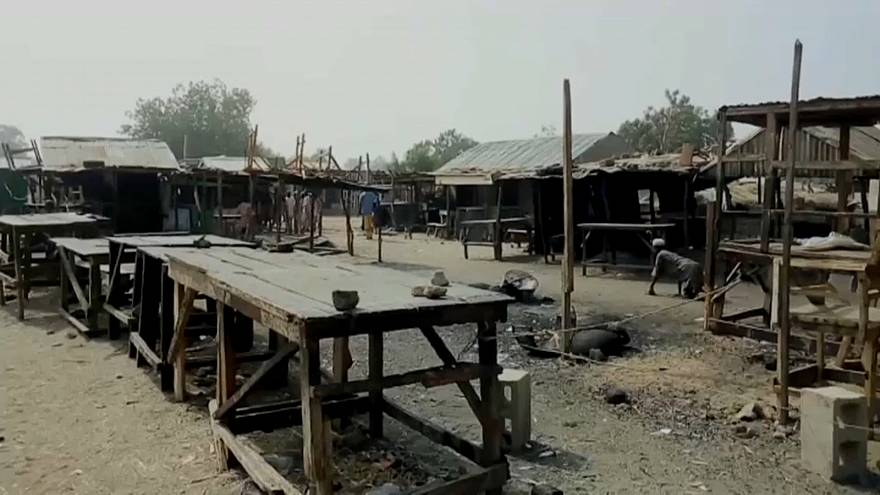 Triple attentat suicide au Nigéria