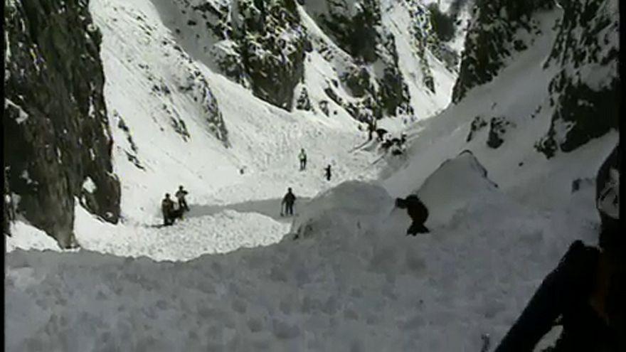 Avalanche no norte de Itália provoca dois mortos