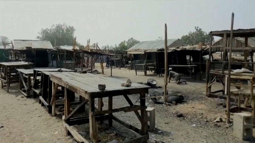 19 muertos y más de 70 heridos en un doble atentado suicida en Nigeria
