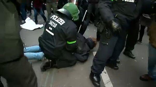 Berlini összecsapás
