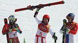 Los 'chicos de oro' de los Juegos Olímpicos de Pyeongchang