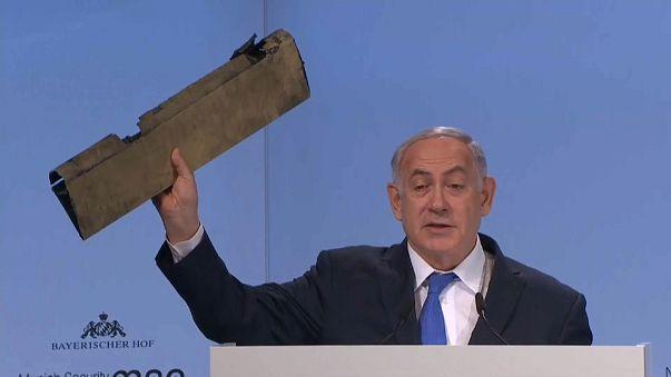 شاهد.. حرب كلامية بين إيران وإسرائيل في مؤتمر ميونخ