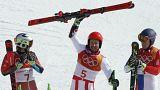 Riesenslalom: Zweites Olympia-Gold für Marcel Hirscher aus Salzburg
