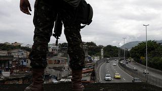 Kein Mittel gegen Gewalt in Rio?  7.600 Tote in einem Jahr