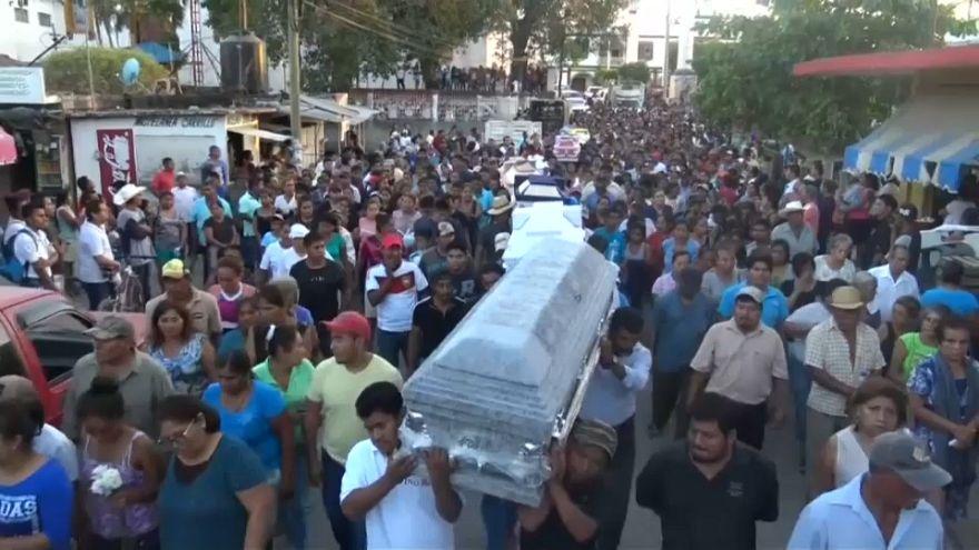 Luto y rabia en Santiago Jamiltepec