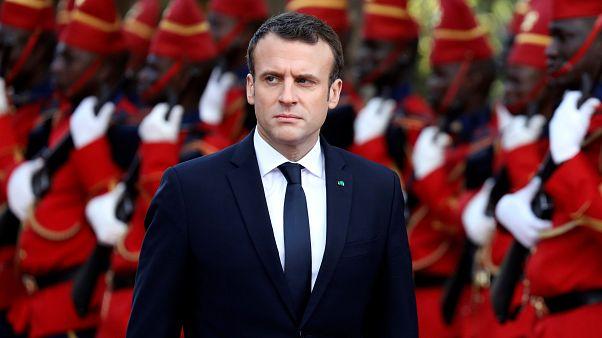 رئیس جمهوری فرانسه
