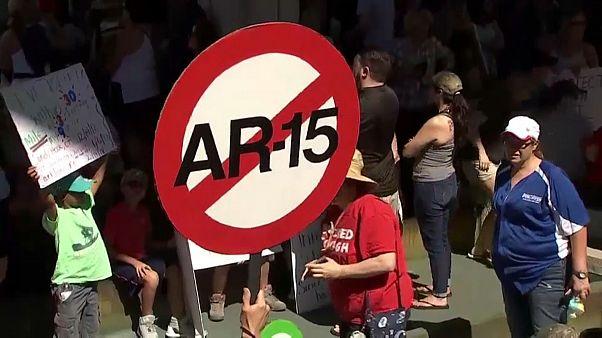 Florida: Demo gegen Waffengesetze