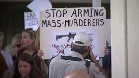 Florida reignites the gun control debate