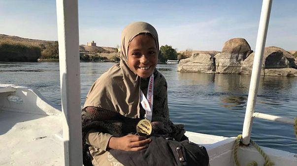 مروی، دختر ۱۱ ساله مصری