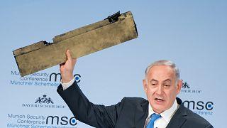 """Netanyahu avisa Irão para """"não testar determinação de Israel"""""""