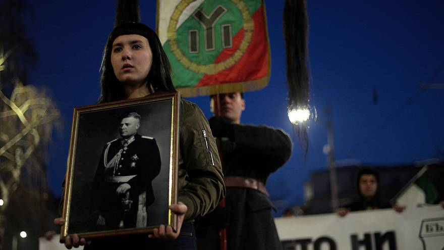 Général bulgare nazi honoré, défilé condamné