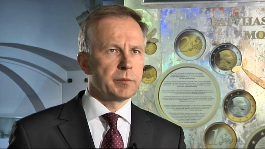 Presidente do Banco Central da Letónia detido por corrupção