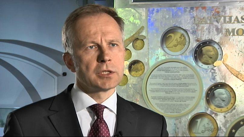 Lettlands Ministerpräsident fordert Notenbankchef zum Rücktritt auf