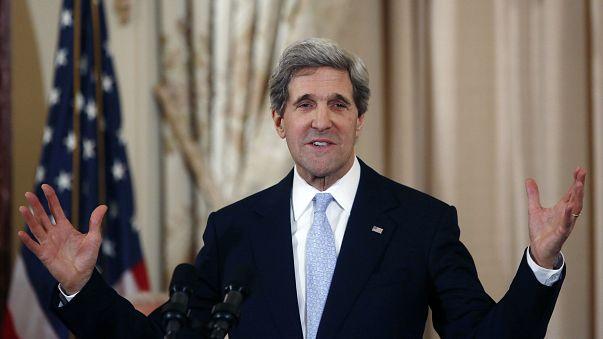 جون كيري: الملك عبد الله طلب من الولايات المتحدة ضرب إيران