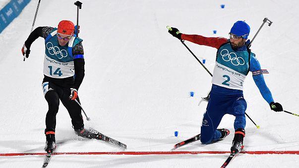 Olimpiyat Oyunları: Fransız atlet fotofiniş ile tarihe geçti