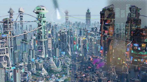 Dubai,  città del futuro