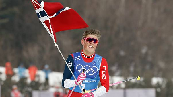 Pyongyang'da Norveç madalya sıralamasında lider