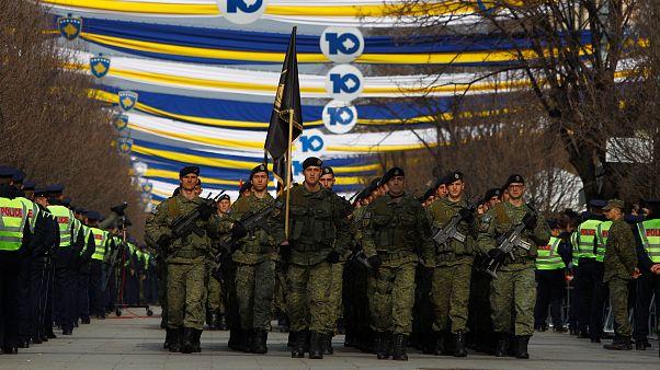 Le Kosovo célèbre les 10 ans de son indépendance