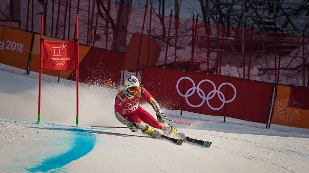 Português Arthur Hanse termina Slalom Gigante na 66ª posição